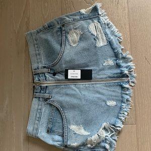 Carnar lf Beatrice destroyed skirt zipper 29